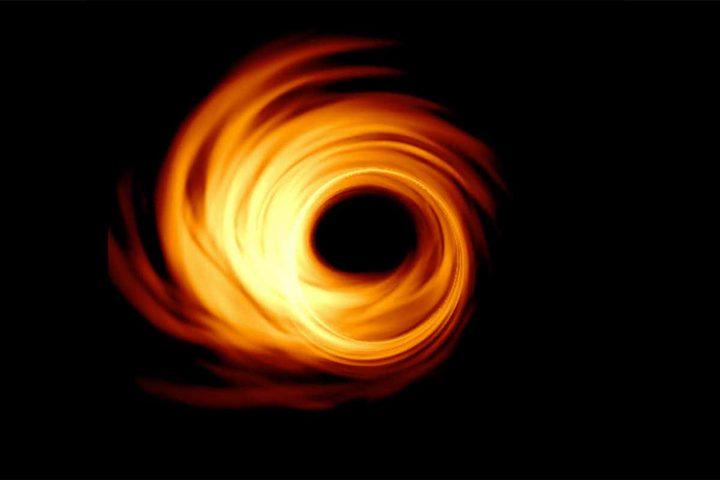 الصورة الأولى للثقب الأسود تثبت صحة النظرية النسبية لأينشتاين