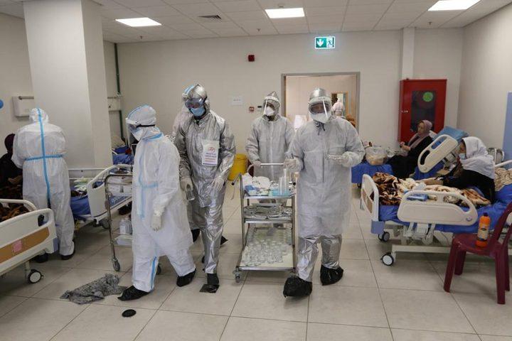 غزة: حالة وفاة و73 اصابة جديدة بفيروس كورونا و65 حالة تعاف