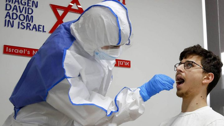 تسجيل 2905 إصابة جديدة بفيروس كورونا في دولة الاحتلال