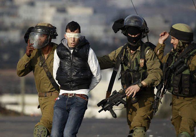 قوات الاحتلال تعتقل شابا من بلدة قباطية