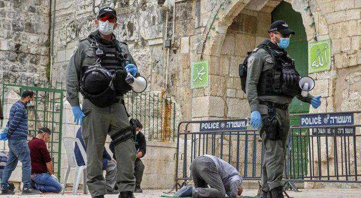 تقرير:30 ألف حالة اعتقال منذ هبة القدس أكتوبر 2015