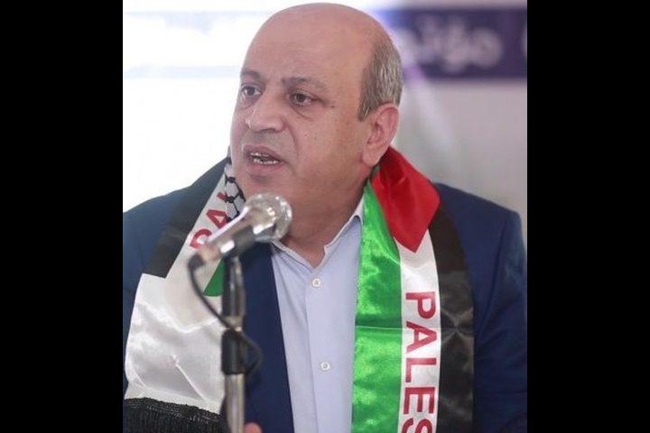 الأغا: فعاليات غزة ضد الضم رسالة كل الفلسطينيين لإنهاء الاحتلال