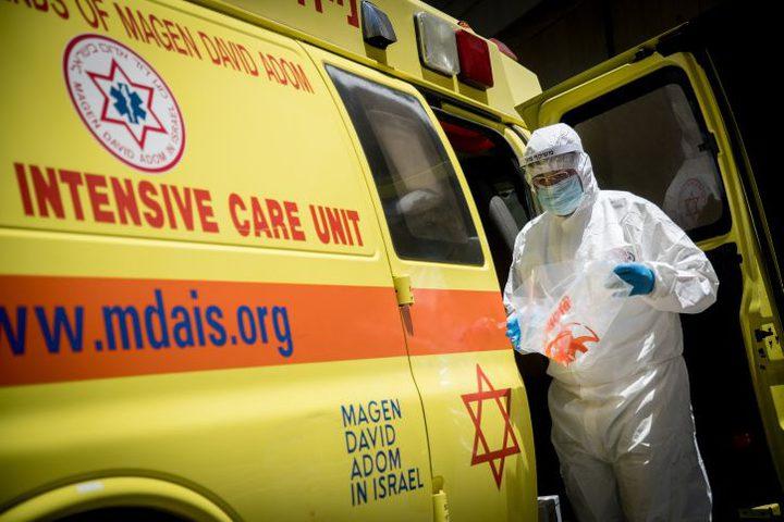 5,647 إصابة جديدة بفيروس كورونا في دولة الاحتلال