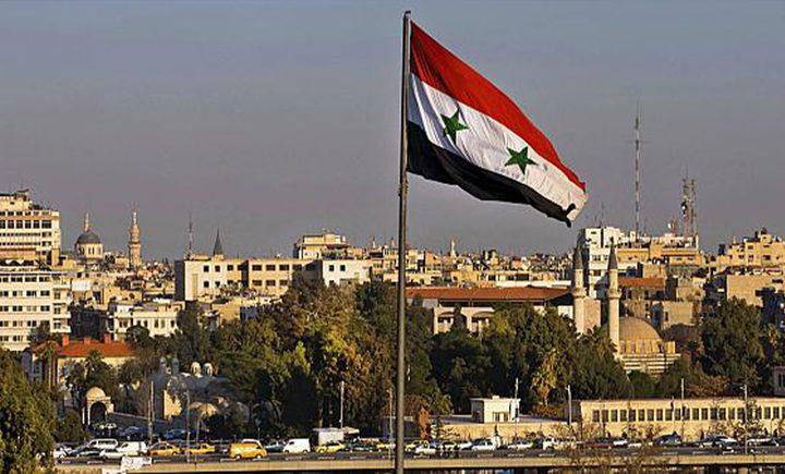 سوريا تطالب بعدم ابقاء الملف الكيميائي ورقة للضغط عليها