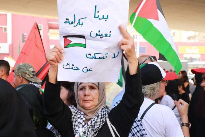 غزة: تهديد بتصعيد الخطوات الاحتجاجية ضد الاونروا