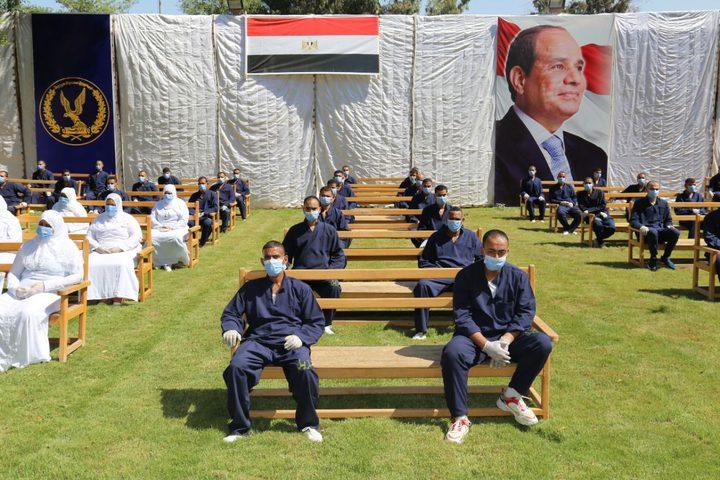 مصر تقرر الافراج عن أكثر من ألفي سجين في ذكرى انتصار اكتوبر