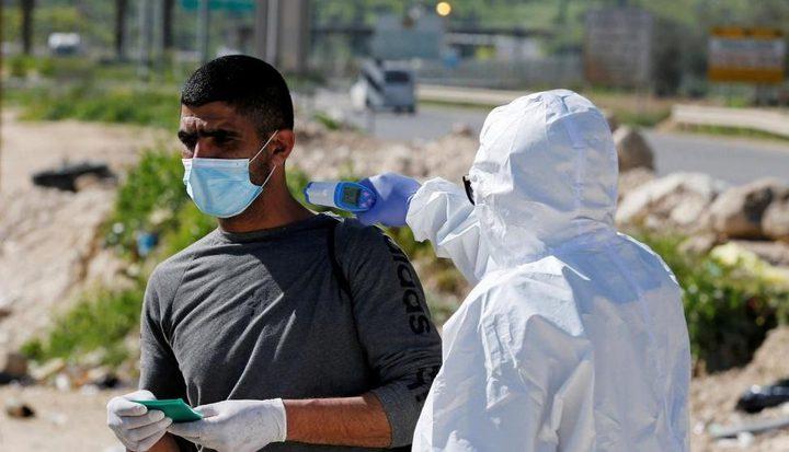 تسجيل 14إصابة جديدة بفيروس كورونافي محافظة قلقيلية