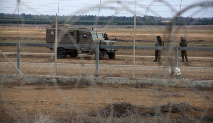 اعتقال فلسطيني بزعم أنه تسلل من شمال قطاع غزة