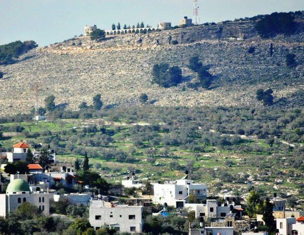 الاحتلال ينصب خياما شرق طولكرم