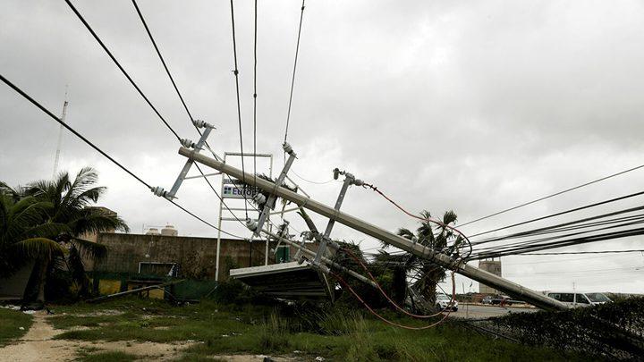 """المكسيك توقف 80% من إنتاج النفط جراء اعصار """"دلتا"""""""