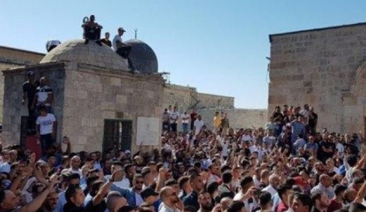 """30 عاماً على """"مجزرة الأقصى"""" ومجازر الاحتلال لم تتوقف"""