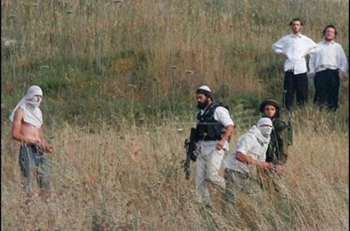 بيت لحم: اصابة طفل نتيجة رشق مستوطنين سيارات المواطنين بالحجارة