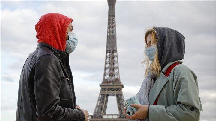 فرنسا تفرض قيودا جديدة لاحتواء فيروس كورونا عقب تزايد الاصابات