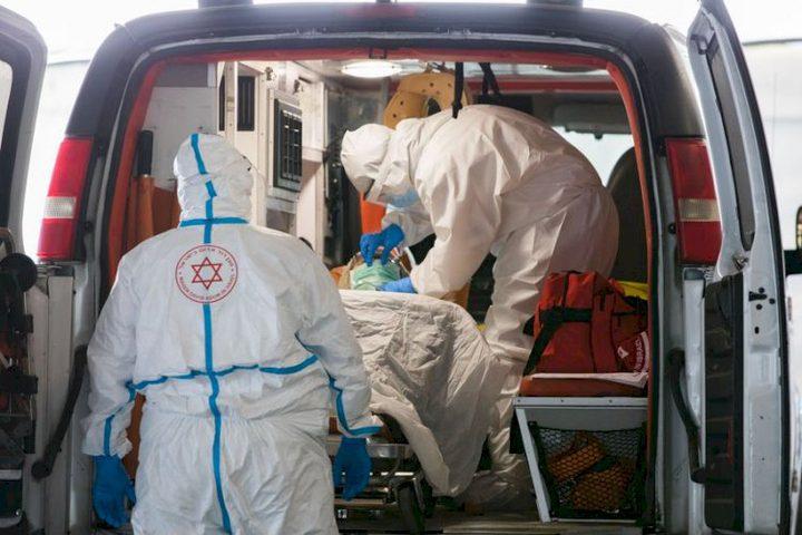 صحة الاحتلال تسجل 3692 اصابة بفيروس كورونا
