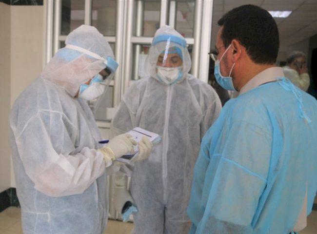 تسجيل 88إصابة جديدة بفيروس كورونا في قطاع غزة