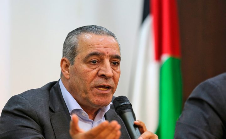 الشيخ: لا يوجد وساطة بيننا وبين اسرائيل في موضوع المقاصة