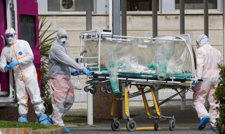 صحة الاحتلال تسجل 1,749 إصابة جديدة بفيروس كورونا