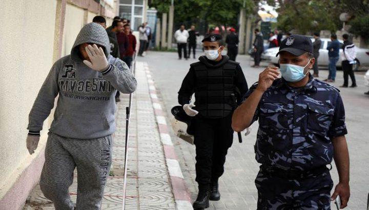 غزة: 58 إصابة بفيروس كورونا خلال الـ24 ساعة الماضية
