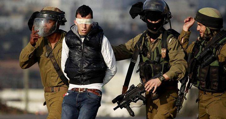 الاحتلال يشن حملة اعتقالات في الضفة الغربية
