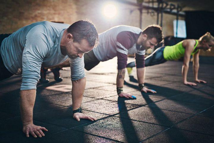 دراسة: إتقان تمرين الضغط يعني عمر أطول وصحة أفضل