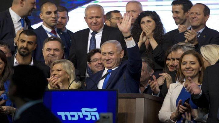 """الليكود: """"كاحول لفان"""" يشكل خطرا كبيرا على """"إسرائيل"""""""