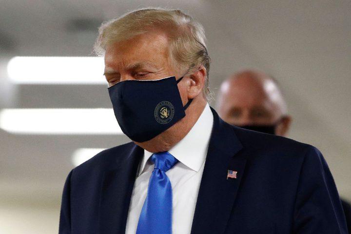ترامب يؤكد أنه لم يعد مصابا بفيروس كورونا
