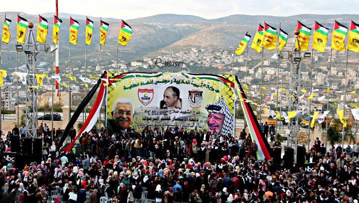 رمضان: عقد المؤتمر الحركي لفتح إقليم نابلس في نوفمبر المقبل