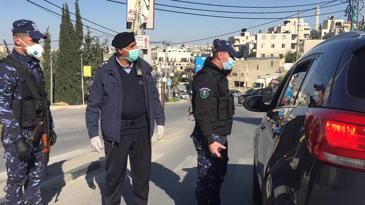 شرطة الخليل تضبط مشتل مخدرات بمدينة يطا