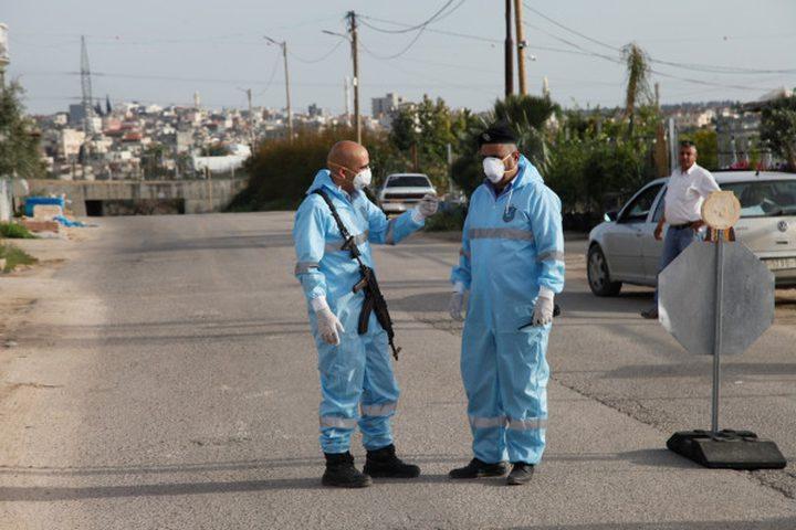 """تسجيل ثلاثة إصابات جديدة بفيروس """"كورونا"""" في سلفيت"""