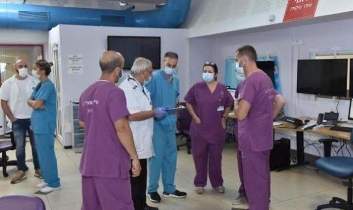 33 اصابة بكورونا في مستشفيات الناصرة