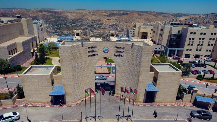 أبو عيشة يوضح شكل الطريق أمام الحرم الجامعي الجديد لجامعة النجاح