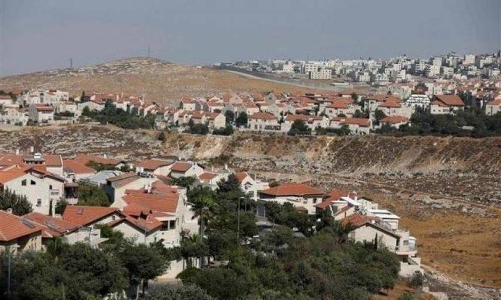 الاحتلال يصادق على بناء مئات الوحدات الاستيطانية غرب بيت لحم