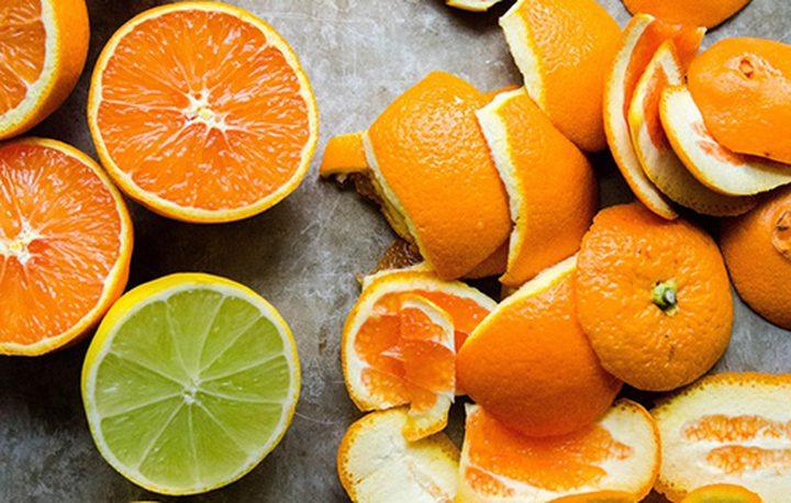 تعرفي على فوائد قشر البرتقال الصحية