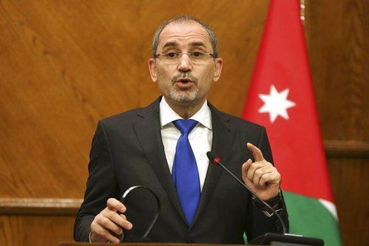 الصفدي:أفق تحقيق السلام الحقيقي والعادل ما يزال غائبا