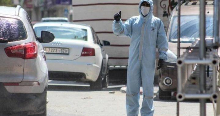 صحة جنين: مستمرون بتتبع الخارطة الوبائية للمصابين بكورونا