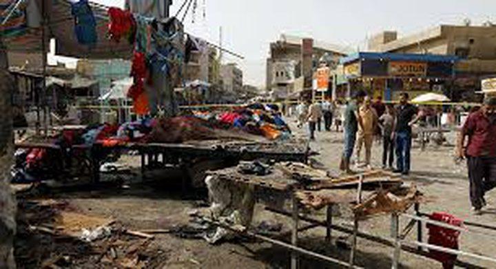 انفجار عبوة ناسفة وسط العاصمة العراقية بغداد