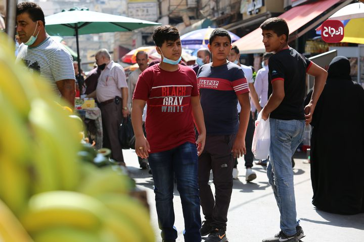 جولة في أسواق مدينة نابلس عدسة : النجاح الاخباري
