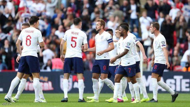 المنتخب الإنجليزي يستقبل نظيره الدنماركي على ملعب ويمبلي