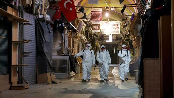 إغلاق دائرة الطابو بنابلس مؤقتًا بعد تسجيل إصابة بفيروس كورونا