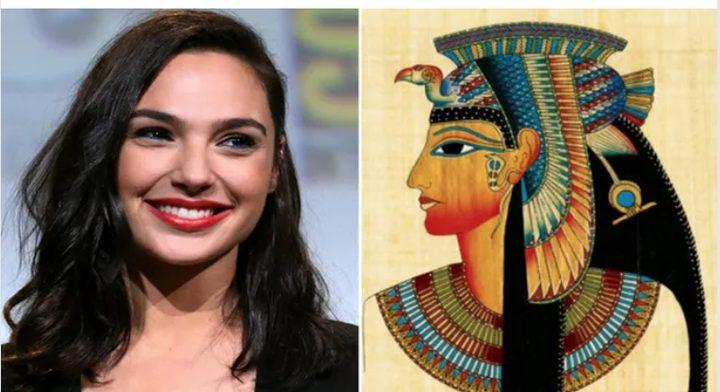 غضب مصري من تجسيد الممثلة الإسرائيلية غال غادوت دور كليوبترا