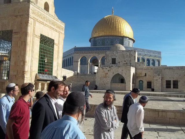 22 مستوطناً يقتحمون المسجد الأقصى