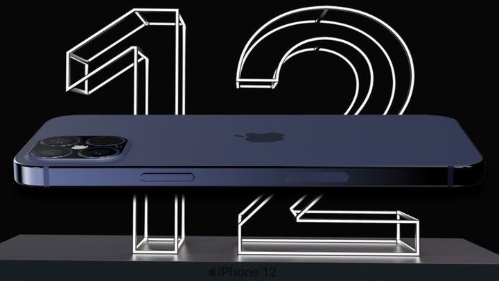 آبل تطلق 4 نماذج من هواتف iPhone 12