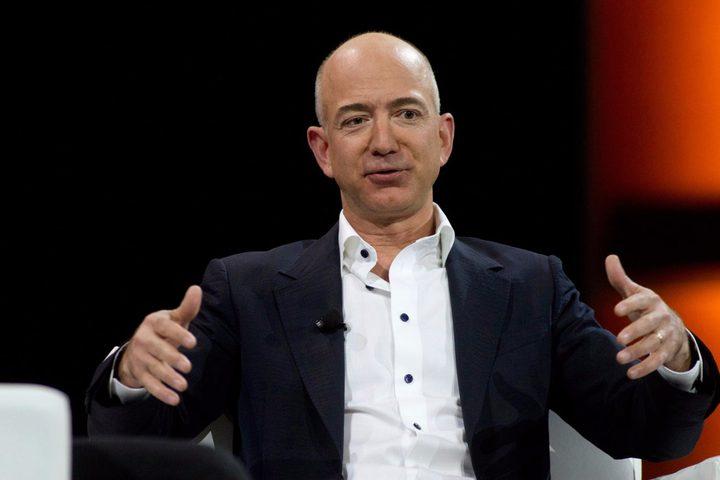 """ثروة مؤسس """"أمازون"""" تتجاوز مجددا الـ200 مليار دولار"""