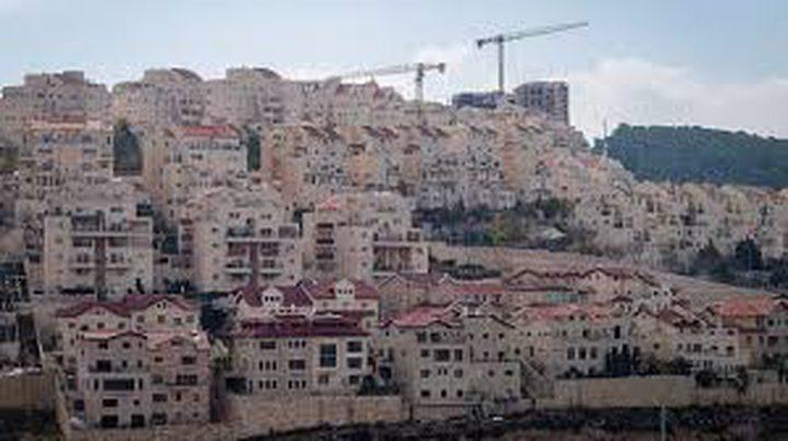 الاحتلال يصادقت على بناء 4948 وحدة استيطانية بالضفة