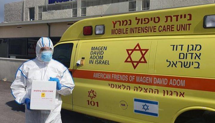 1,994 إصابة جديدة بفيروس كورونا في دولة الاحتلال