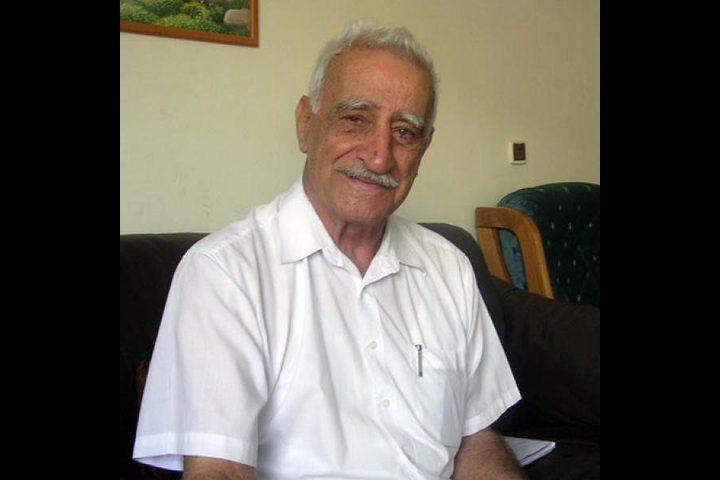 رحيل الشاعر الفلسطيني إبراهيم حنا إلياس