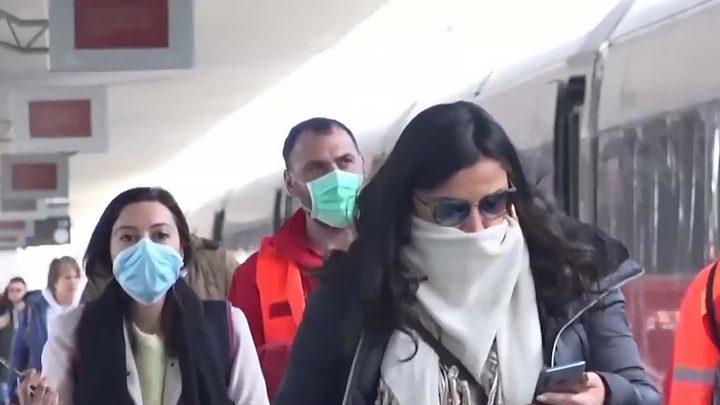 لبنان يسجل 1550 إصابة جديدة بفيروس كورونا خلال يوم