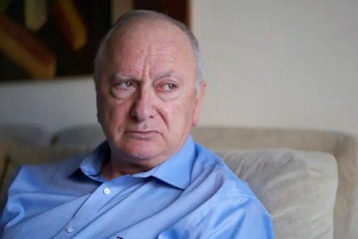 """وفاة نائب رئيس """"الشاباك"""" السابق متأثراً باصابته بكورونا"""