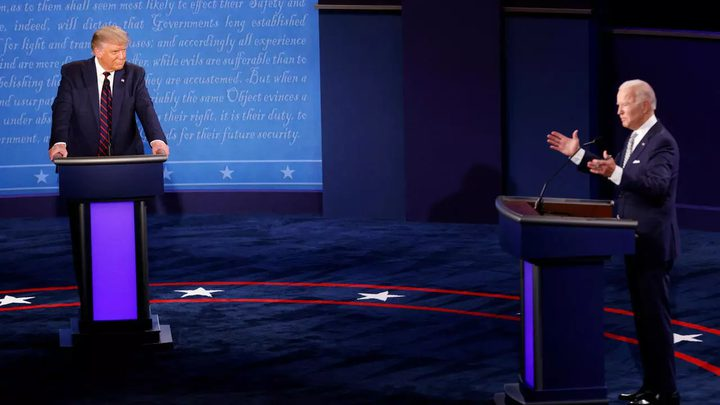 """خبير: استطلاعات الرأي الأميركية تشير إلى تفوق """"جو بايدن"""""""