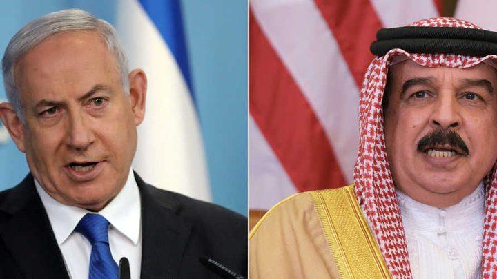 """""""إسرائيل"""" و البحرين توقعان اتفاقا مؤقتا لإقامة علاقات دبلوماسية"""